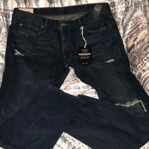 Men Abercrombie & Fitch jeans